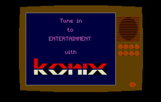 Latest discovered Konix Demo being emulated
