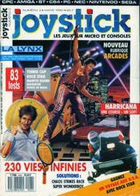 Joystick March 1990 - click the page numbers below to read the Konix articles in a new window