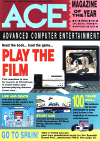 ACE Issue 24 - click the page numbers below to read the Konix articles in a new window