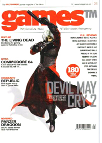 Games TM Issue 03 - click the page numbers below to read the Konix articles in a new window