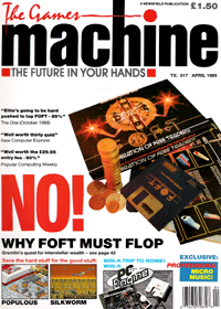 The Games Machine Issue 17 - click the page numbers below to read the Konix articles in a new window