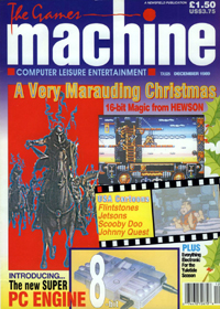 The Games Machine Issue 25 - click the page numbers below to read the Konix articles in a new window