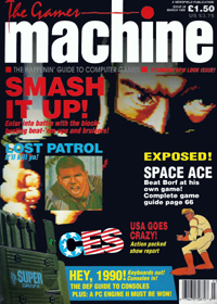 The Games Machine Issue 28 - click the page numbers below to read the Konix articles in a new window